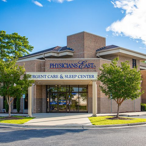 Physicians East Urgent Care & Sleep Center